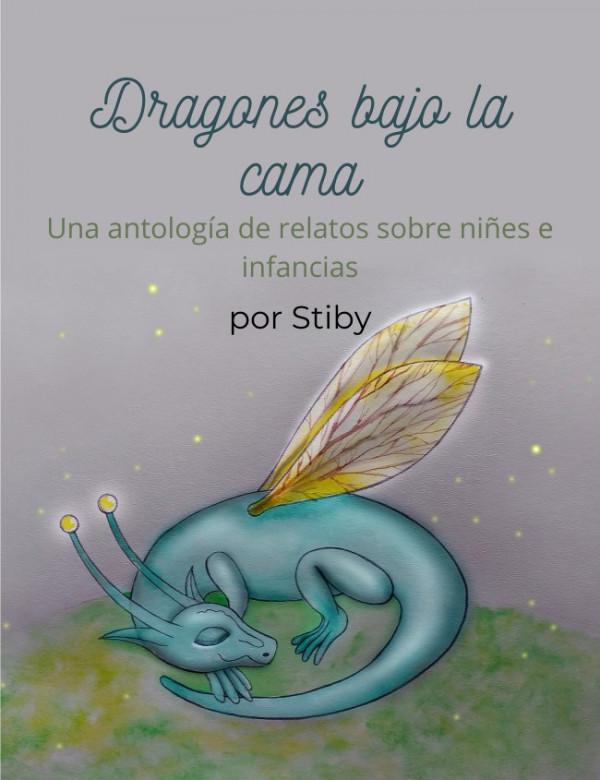 ¡Descarga mi antología Dragones bajo la cama!