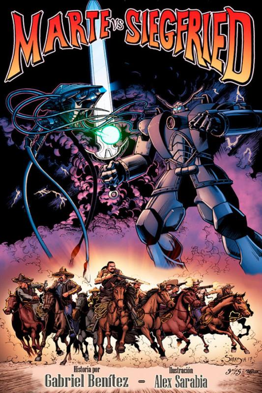 La Guerra de los Mundos: Marte vs. Siegfried