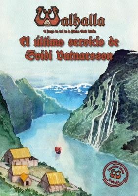 El último servicio de Svidi Vatnarsson