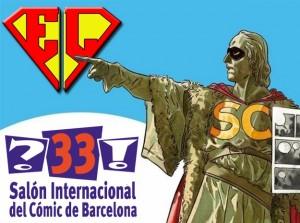 La Casa de EL 016 - Salón del Cómic de Barcelona