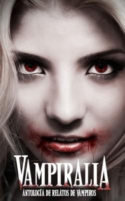 Vampiralia - Antología de Relatos de Vampiros