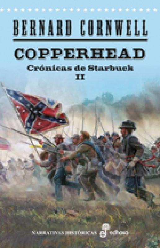 Copperhead. Cronicas de Starbuck II