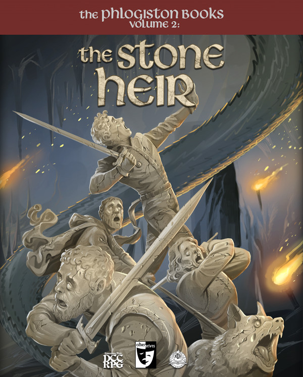 The Stone Heir - English