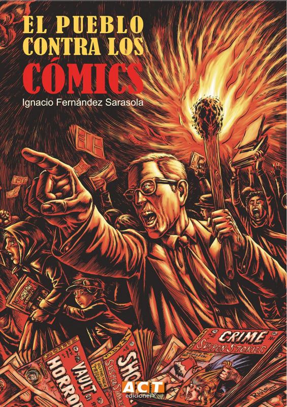 El pueblo contra los cómics