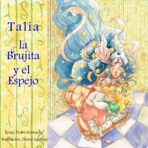Talia, la Brujita y el Espejo