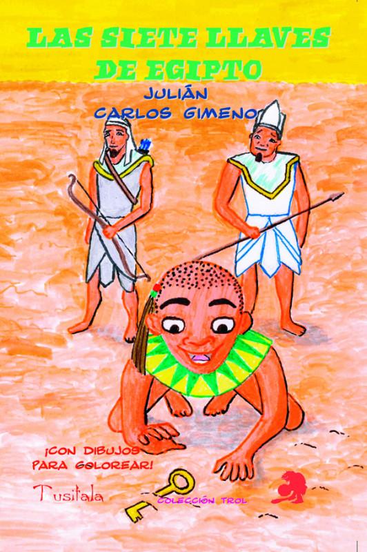 Las siete llaves de Egipto