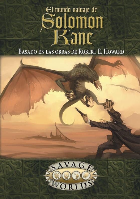 El mundo salvaje de Solomon Kane