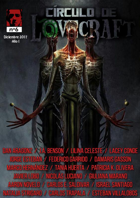 Círculo de Lovecraft nº6