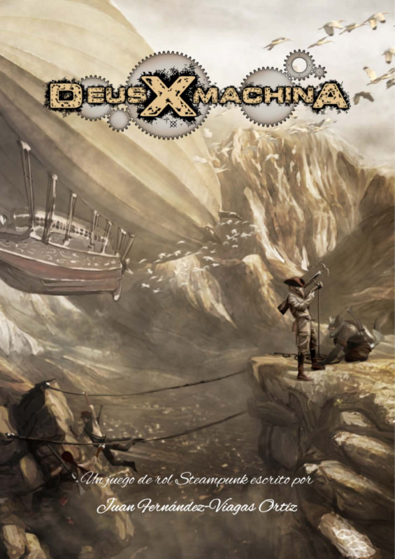 Deus X Machina