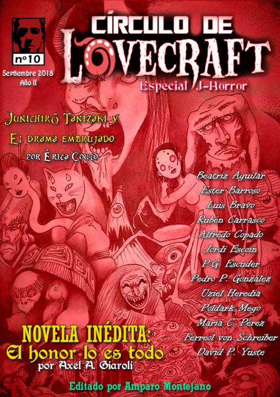 Círculo de Lovecraft nº10