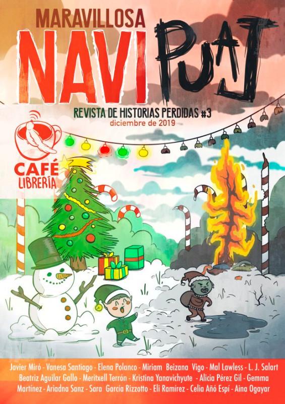 Revista de historias perdidas - NaviPUAJ
