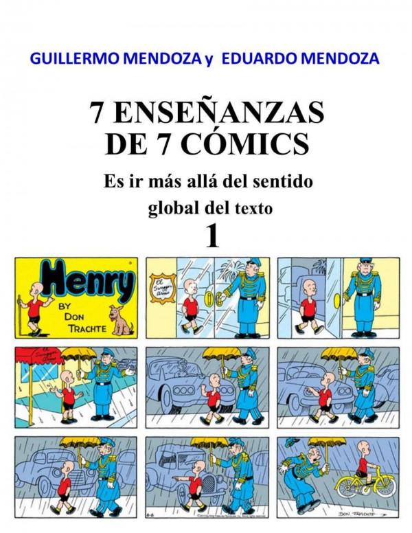 7 ENSEÑANZAS DE 7 CÓMICS