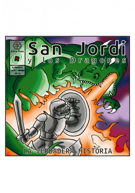 San Jordi y los dragones