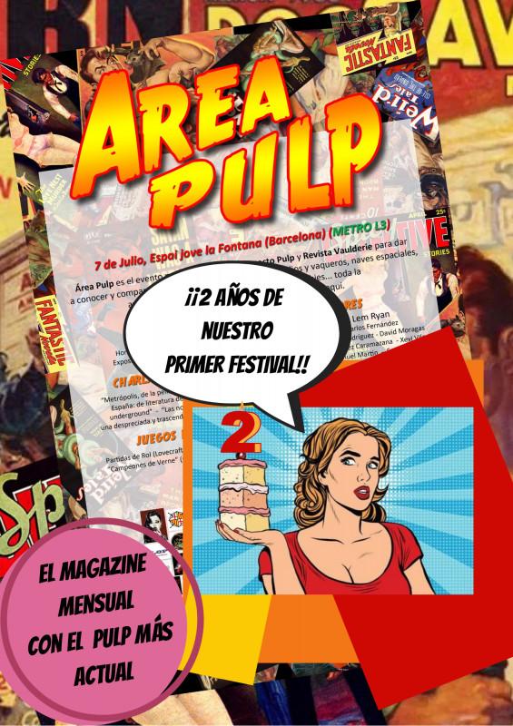 Area Pulp/ Revista Vaulderie julio 2020