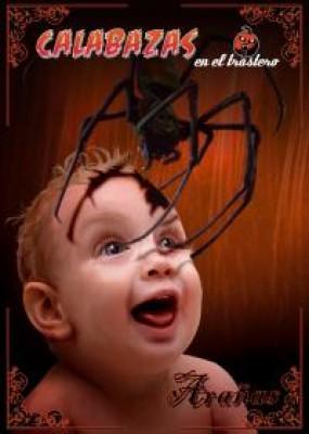 Calabazas en el Trastero 2: Arañas