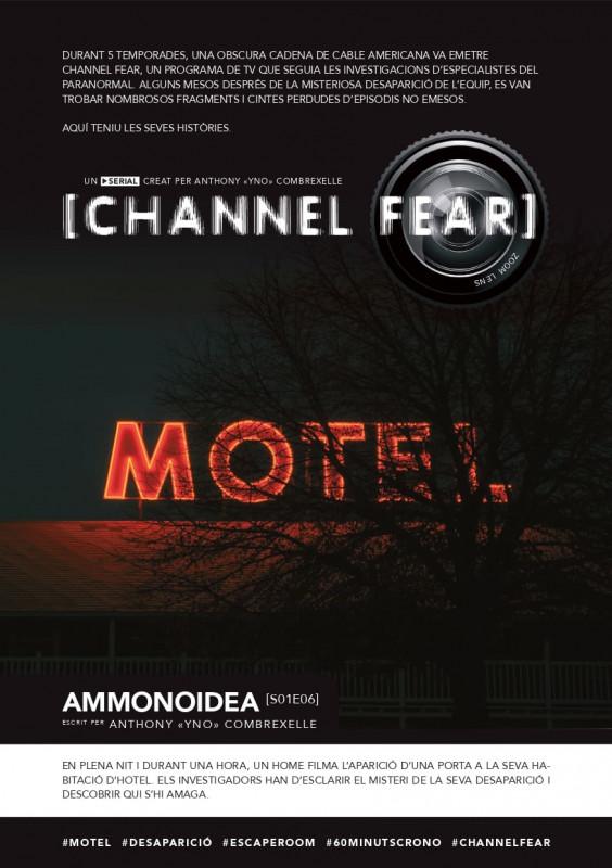 Channel Fear T1E6 Ammonoidea