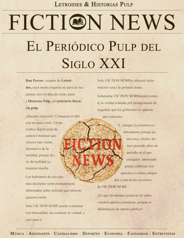 Fiction News enero 2019