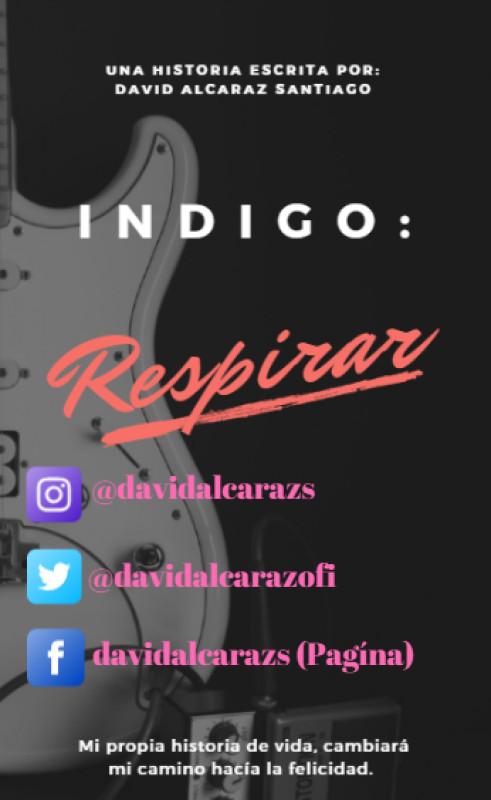 BookTrailer: Índigo: Respirar (Libro 1 Saga ÍNDIGO) Autor: David Alcaraz Santiago.