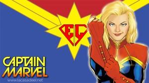 La Casa de EL 020 - Capitana Marvel