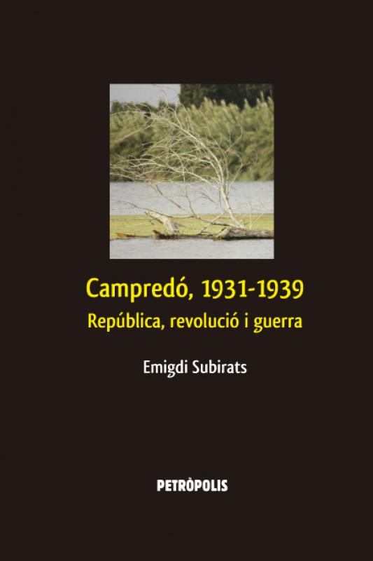 Campredó, 1931-1939