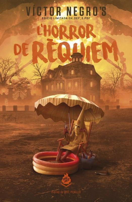 [02/09/2020] L'horror de Rèquiem. Edició limitada i signada per l'autor.