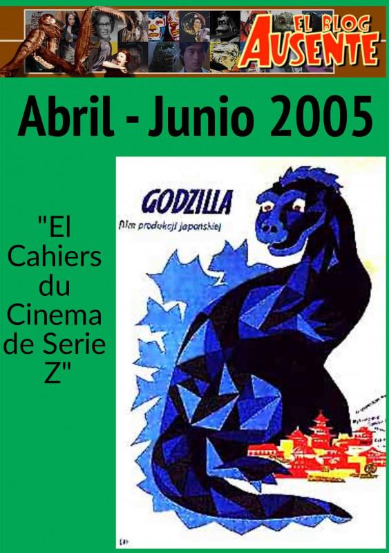 El Blog Ausente - abril a Junio 2005