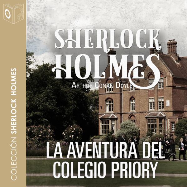 La aventura del colegio Priory