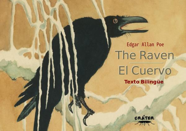 The Raven. El Cuervo. De E.Allan Poe.