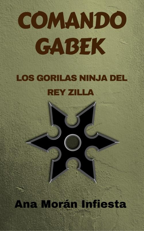 Los gorilas ninja del rey Zilla